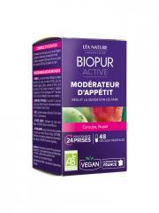 Biopur Active Modérateur d'Appétit 48 Gélules Végétales - Boîte 48 Gélules Végétales