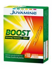Juvamine Tonus Ginseng 10 Ampoules - Boîte 10 Ampoules de 10 ml