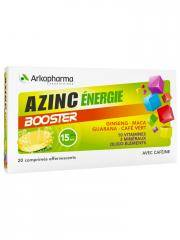Arkopharma Azinc Energie Booster 20 Comprimés Effervescents - Boîte 20 Comprimés