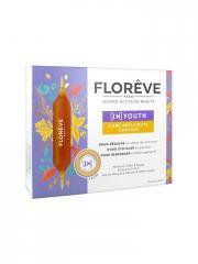 Florêve In Youth Cure Anti-Chute de Cheveux 14 Ampoules x 15 ml - Boîte 14 ampoules x 15 ml