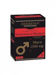 Herbesan MACA+ 1500 mg 90 Comprimés - Boîte 90 comprimés