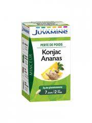 Juvamine Phyto Konjac Ananas 42 Gélules - Boîte 42 gélules