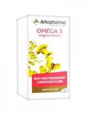 Arkopharma Arkogélules Oméga 3 Origine Marine 60 gélules - Boîte 60 Gélules