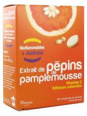 Nutrisanté Extrait de Pépins de Pamplemousse 56 Comprimés - Boîte 56 comprimés