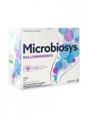 Sanofi Microbiosys Ballonnements 20 Sachets - Boîte 20 sachets