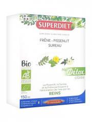 Super Diet Ma Détox Ciblée Reins Bio 10 Ampoules - Boîte 10 Ampoules