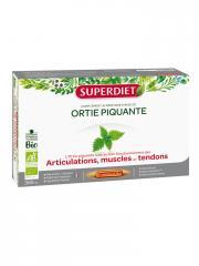 Super Diet Ortie Piquante Bio 20 Ampoules - Boîte 20 Ampoules de 15 ml