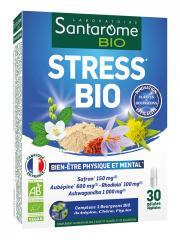 Santarome Bio Stress Bio 30 Gélules - Boîte 30 Gélules