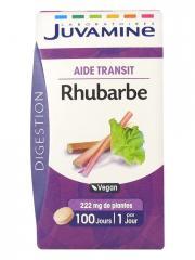 Juvamine Phyto Rhubarbe 100 Comprimés - Boîte 100 comprimés