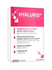 Ineldea Hyalurid Fermeté de la Peau Effet Repulpant 30 Gélules Végétales - Boîte 30 Gélules Végétales