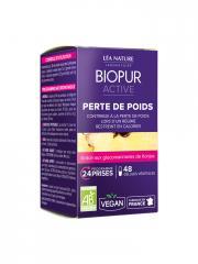 Biopur Active Perte de Poids 48 Gélules Végétales - Boîte 48 Gélules Végétales