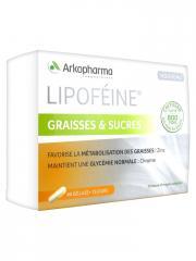 Arkopharma Lipoféine Graisses et Sucres 60 Gélules - Boîte 60 Gélules