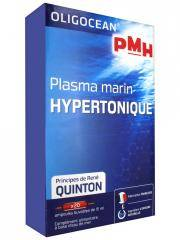 Oligocean Plasma Marin Hypertonique 20 Ampoules - Boîte 20 ampoules