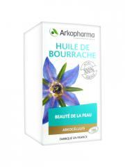 Arkopharma Arkogélules Huile de Bourrache 180 Gélules - Boîte 180 gélules