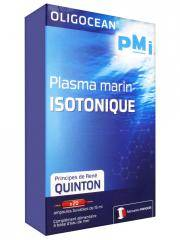 Oligocean Plasma Marin Isotonique 20 Ampoules - Boîte 20 ampoules