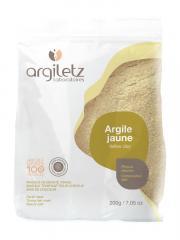 Argiletz Masque & Bain Argile Jaune 200 g - Boîte 200 g