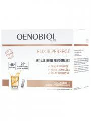 Oenobiol Elixir Perfect Programme Anti-Age Haute Performance 30 Sticks - Boîte 30 sticks