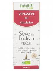 HerbalGem Venaseve Drainage Vasculaire Bio 250 ml - Flacon 250 ml