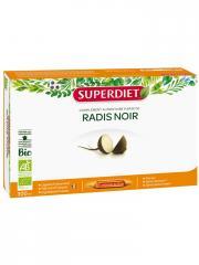 Super Diet Radis Noir Bio 20 Ampoules - Boîte 20 ampoules de 15 ml