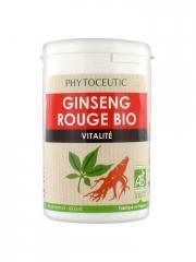 Phytoceutic Ginseng Rouge Bio 60 Comprimés - Boîte 60 comprimés