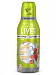 Eric Favre Santé Liquid Liver Foie Purifié 500 ml - Bouteille 500 ml