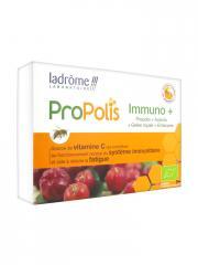 Ladrôme Propolis Immuno+ 20 Ampoules Sécables de 10 ml - Boîte 20 Ampoules de 10 ml