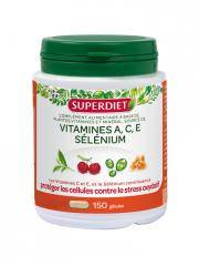 Super Diet Sélénium + Vitamines A.C.E 150 Gélules - Boîte 150 gélules