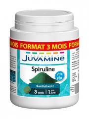 Juvamine Spiruline 90 Comprimés - Boîte 90 comprimés