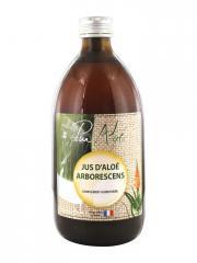 Pur Aloé Jus d'Aloe Arborescens 500 ml - Bouteille 500 ml