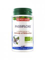 Super Diet Passiflore Bio 90 Gélules - Boîte plastique 90 gélules