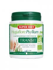 Super Diet Hygiaflore Psyllium Bio Transit 100 Gélules - Boîte 100 Gélules