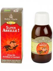 Ballot-Flurin Enfant Sirop Fortifiant et Tonique Super Abeille Bio 100 ml - Flacon 100 ml