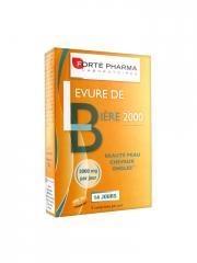 Forté Pharma Levure de Bière 2000 28 Comprimés - Boîte 28 comprimés