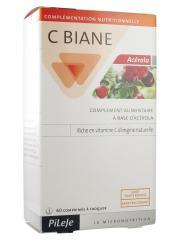 Pileje C Biane Acérola 60 Comprimés - Boîte 60 comprimés