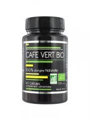 Nutrivie Café Vert Bio 60 Gélules - Boîte 60 gélules