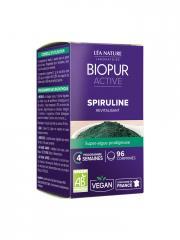 Biopur Active Spiruline 96 Comprimés - Boîte 96 Comprimés