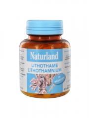 Naturland Lithothame 75 Végécaps - Boîte plastique 75 végécaps