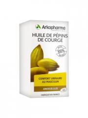 Arkopharma Arkogélules Huile de Pépins de Courge 60 Capsules - Boîte 60 gélules