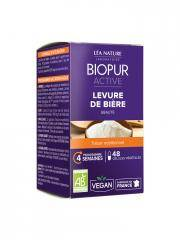 Biopur Active Levure de Bière 48 Gélules Végétales - Boîte 48 Gélules Végétales