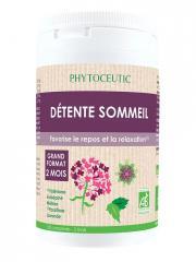 Phytoceutic Détente Sommeil Bio 120 Comprimés - Boîte plastique 120 comprimés