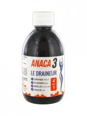 Anaca3 Le Draineur 4 en 1 250 ml - Bouteille 250 ml