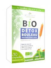 Les 3 Chênes Bio Détox Bouleau 30 Ampoules - Boîte 30 Ampoules de 10 ml