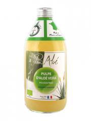 Pur Aloé Pulpe d'Aloe Vera 500 ml - Bouteille 500 ml