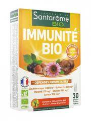 Santarome Bio Immunité Bio 30 Gélules - Boîte 30 Gélules