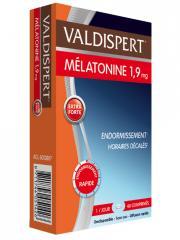 Valdispert Mélatonine 1,9 mg 40 Comprimés - Boîte 40 comprimés