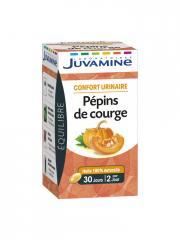 Juvamine Phyto Pépins de Courge 30 Capsules - Boîte 60 capsules