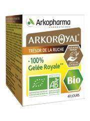 Arkopharma Arko Royal 100% Gelée Royale Bio 40 g - Pot 40 g