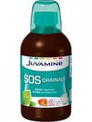 Juvamine SOS Drainage 500 ml - Bouteille 500 ml