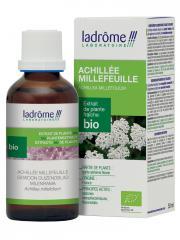 Ladrôme Extrait de Plante Fraîche Bio Achillée Millefeuille 50 ml - Flacon 50 ml