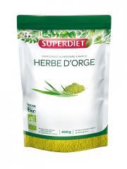 Super Diet Herbe d'Orge Bio 200 g - Sachet 200 g